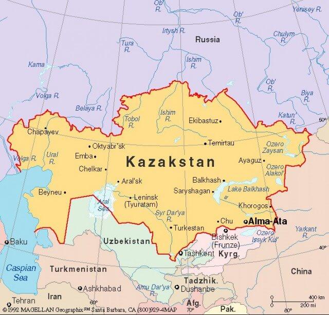 Atyrau Foresight Group Kazakhstan