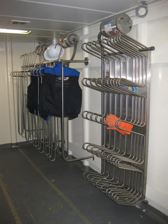 Cornelis Vrolijk SCH81 Carolien drying systems