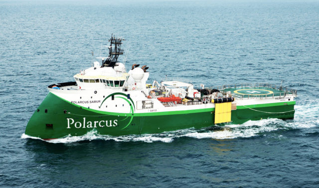 Polarcus Merus technology