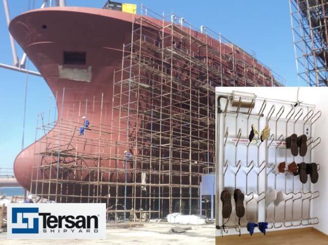 Tersan Shipyard NB1016 Havstrand