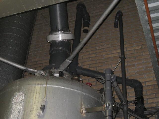 Cornelis Vrolijk Merus Green Water Treatment