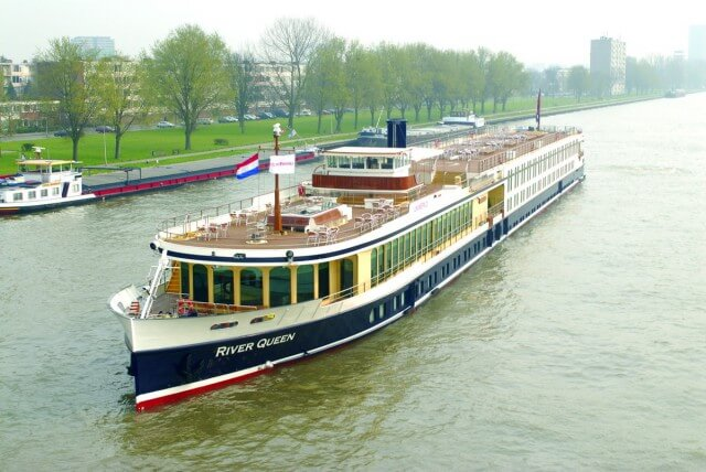 MPS River Queen Merus ring