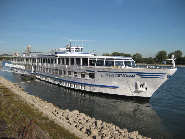 MPS Statendam Cruises Merus ring