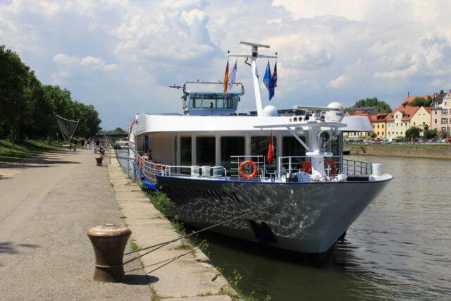 Rijfers River Cruises Regina Rheni Merus ring