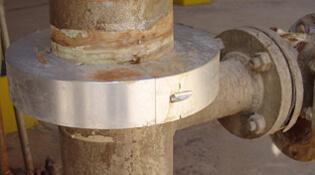 Riyadh Refinery Merus ring