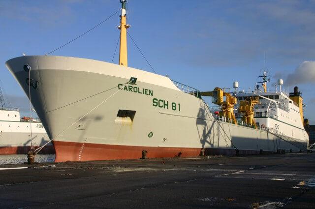 SCH81 Carolien Trawler Merus ring