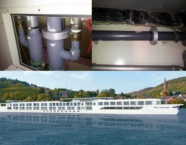 Uniworld Super Ship River Antoinette