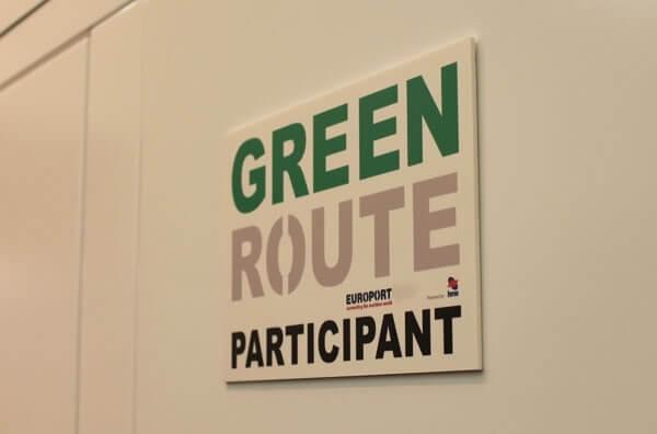 Pronomar Green Route