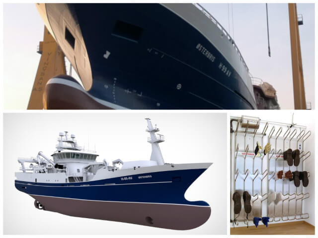 Boot Dryers for Cemre Shipyards
