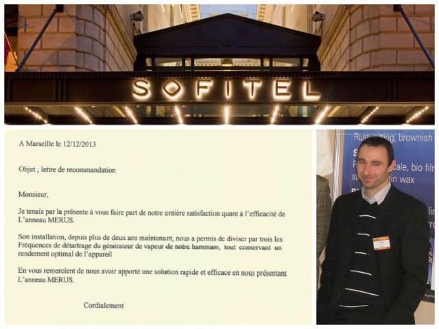 Feedback Sofitel Marseille Merus rings