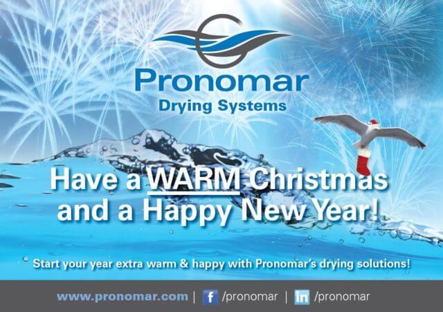 Pronomar Happy Holidays