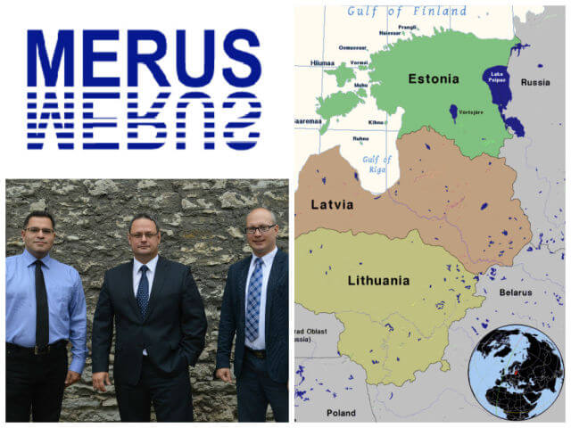 Baltic New Agent Merus