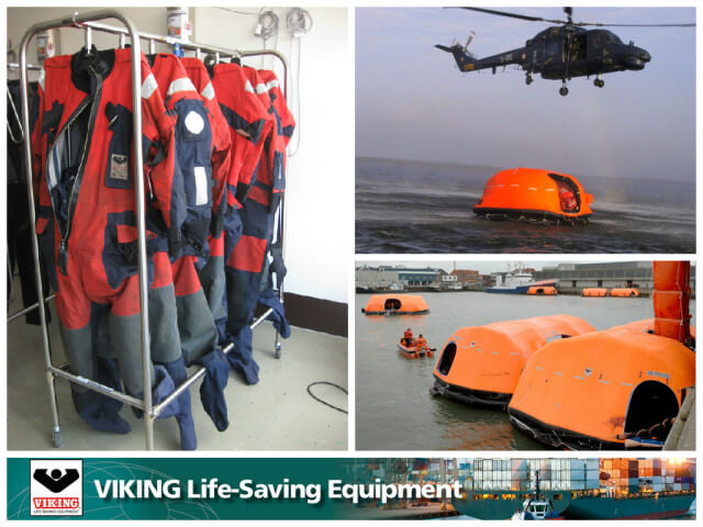 Viking Service Centre Aberdeen drying systems