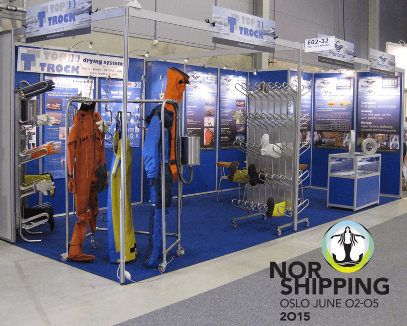 Pronomar Nor-Shipping Exhibition 2015