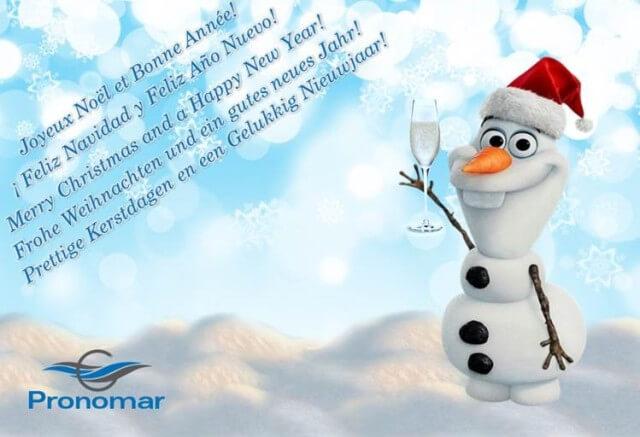 Pronomar Christmas