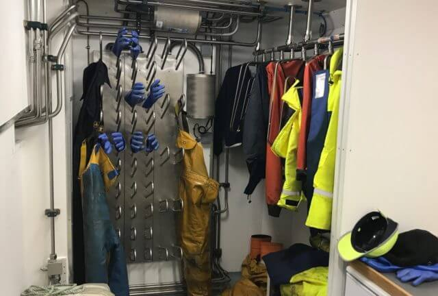Safety at Hand with Pronomar Drying Systems