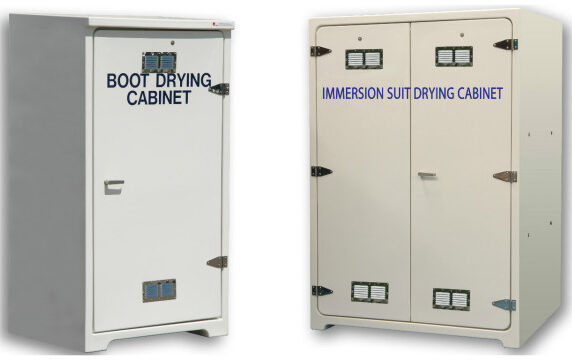 Pronomar & JoBird - GRP drying cabinets