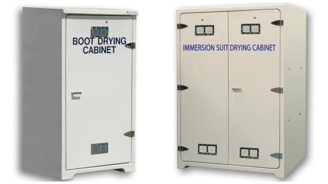 Pronomar & JoBird - GRP drying cabinets