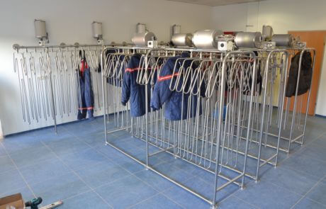 large drying room solution