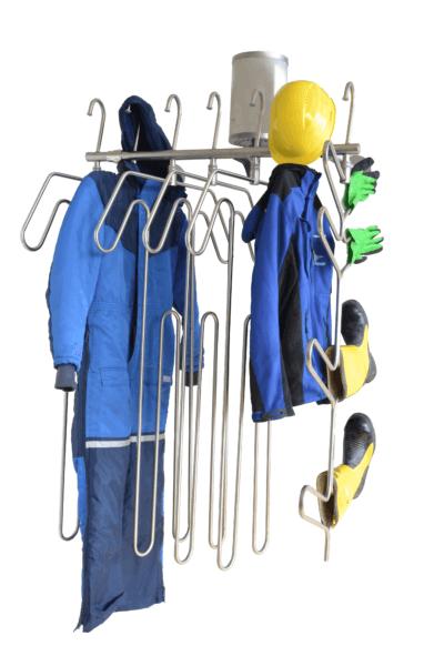 secador para chaquetas, trajes, botas, guantes y cascos