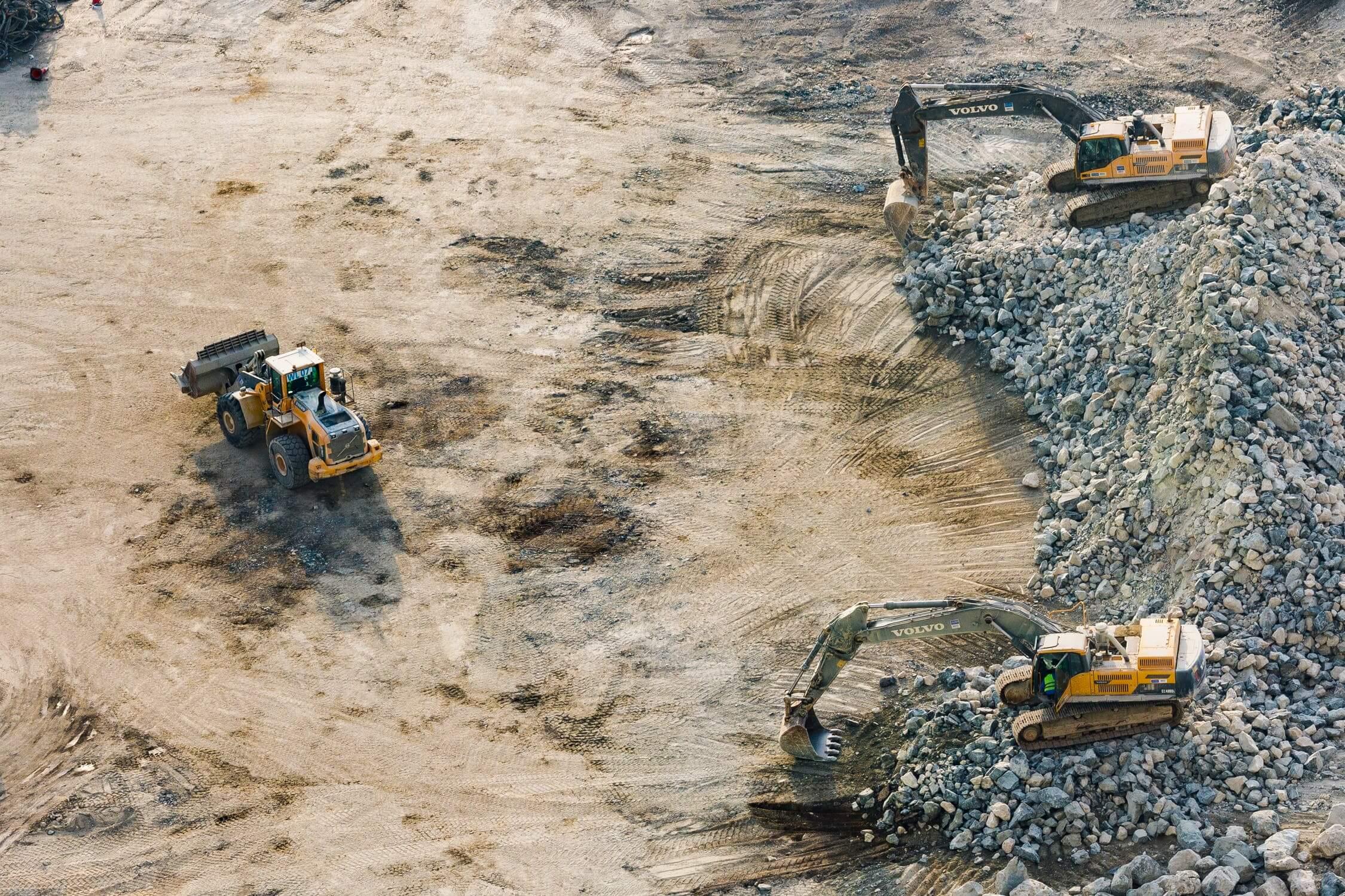 soluciones de secado para la industria minera