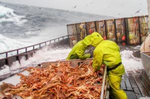 Trockensystem für Ölzeug, Overalls und Stiefel für Trawler