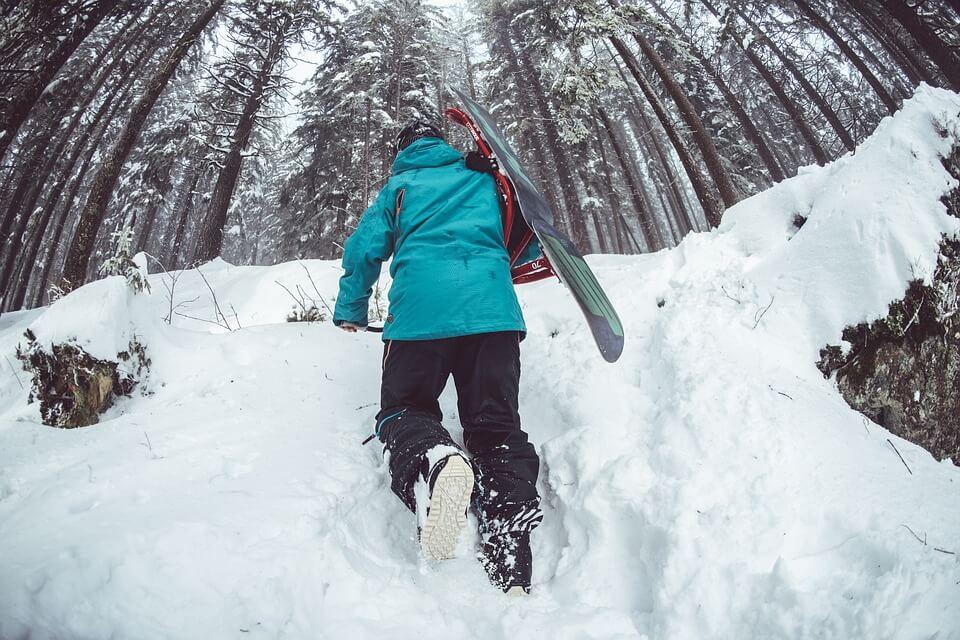equipo de secado para prendas de esquí y snowboard