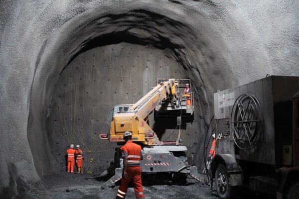 sistemas de secado para la industria minera