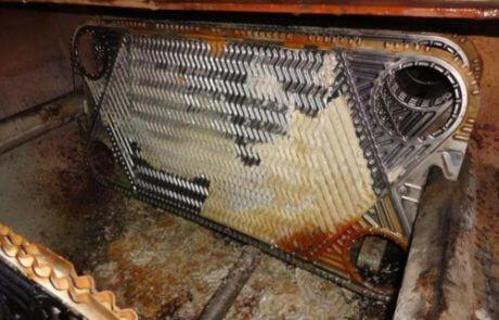 tecnología del agua para corrosión