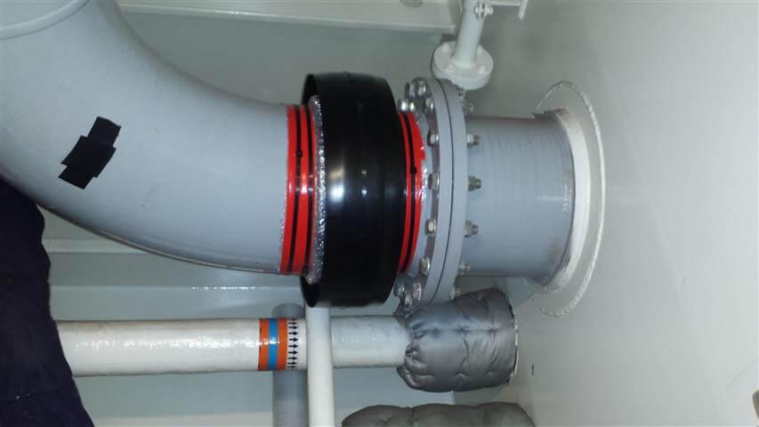 tratamiento de agua Pronomar Merus para buques