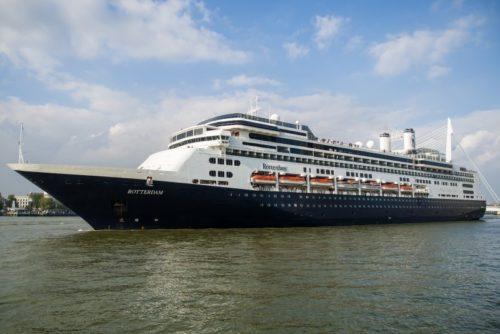 Merus rings for MS Rotterdam