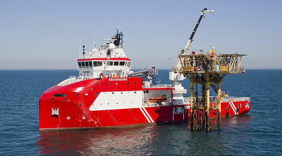 water technology Merus for Kroonborg Wagenborg to prevent limescale, biofouling, hydrocarbons and corrosion