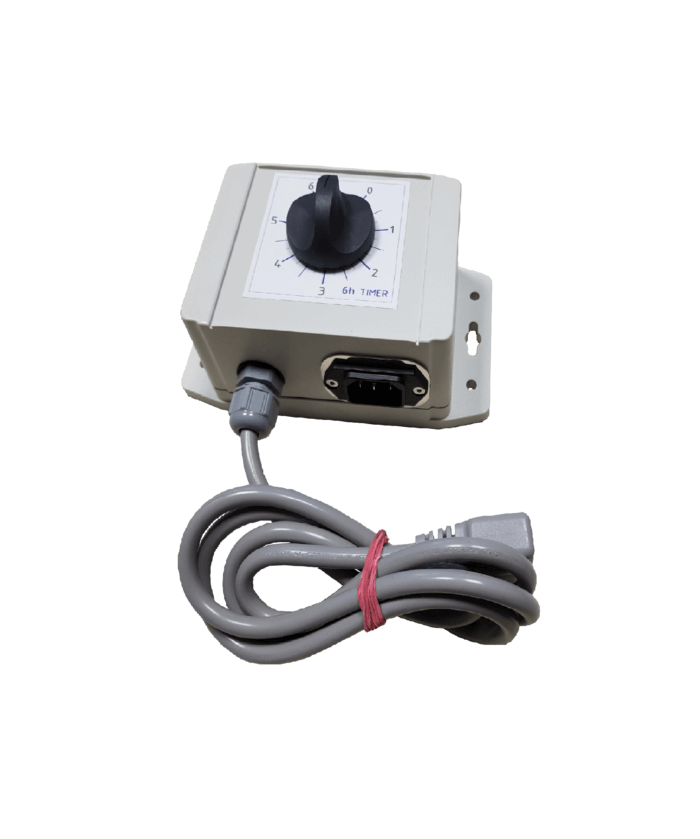6h timer for Pronomar drying systems