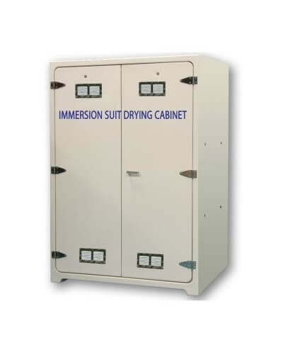 powerful drying cabinet GRP to dry immersion suits