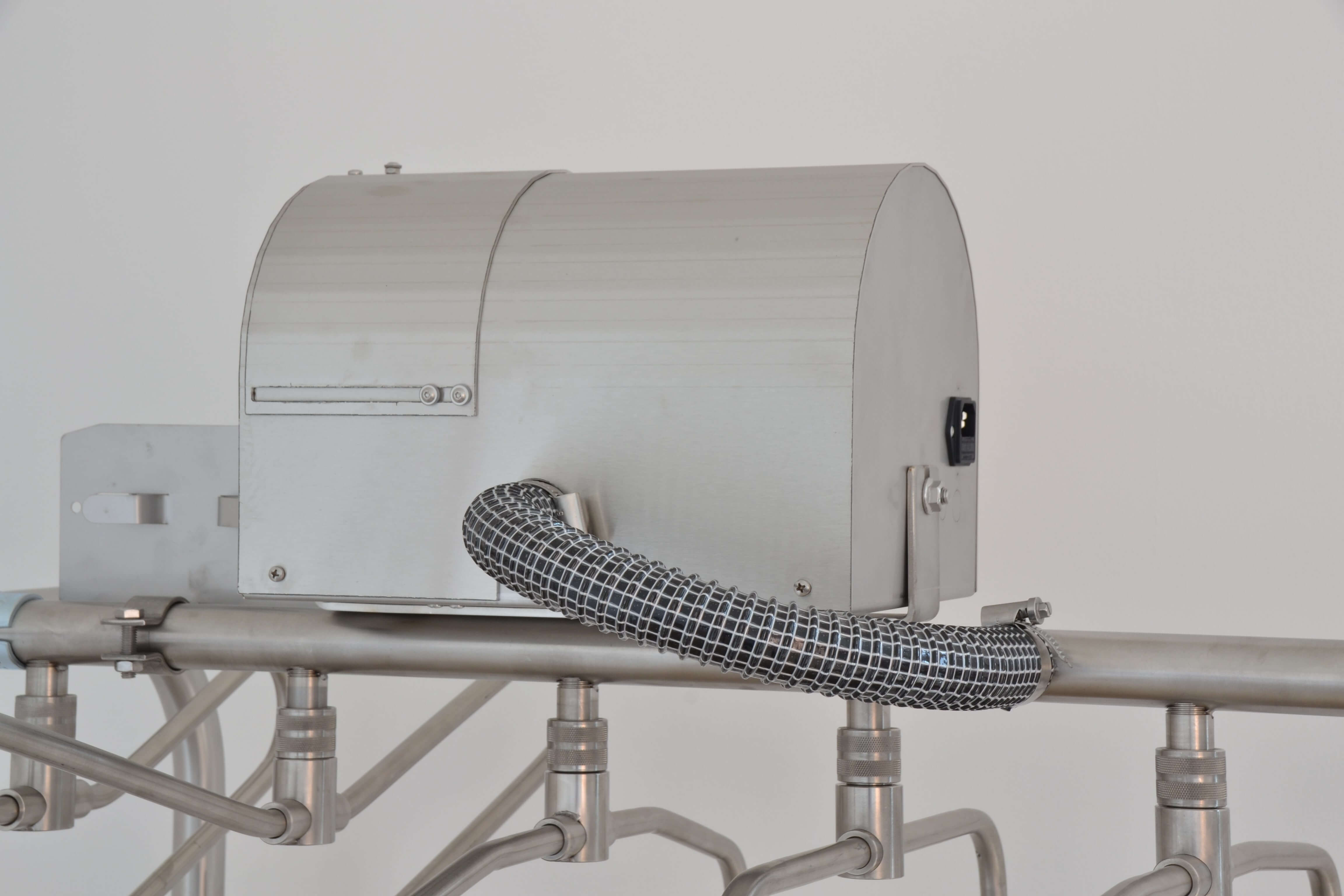 Pronomar professional drying equipment with warm-air blowers