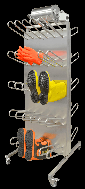 stevig droogapparatuur voor snelle droging van werkhandschoenen laarzen en schoenen