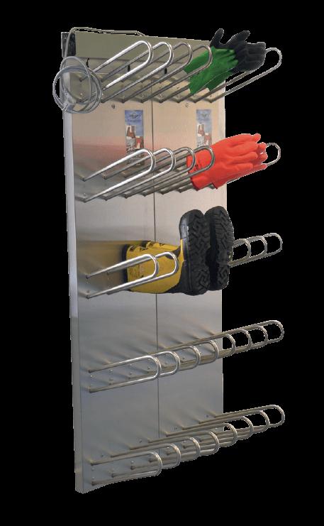 Pronomar drying equipment stainless steel for footwear