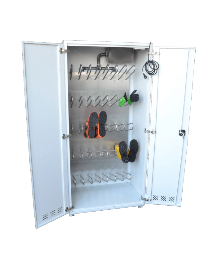 boot and glove drying cabinet