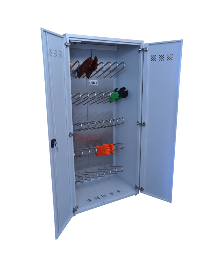 electric drying cabinet for wet gloves and boots