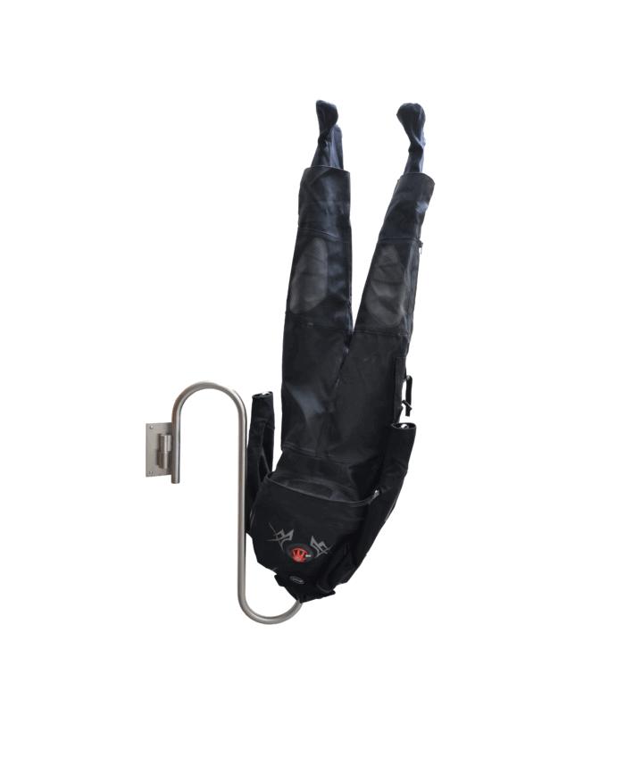upside down dryer diving suits