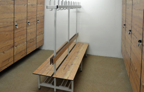 drying lockers for sports industry