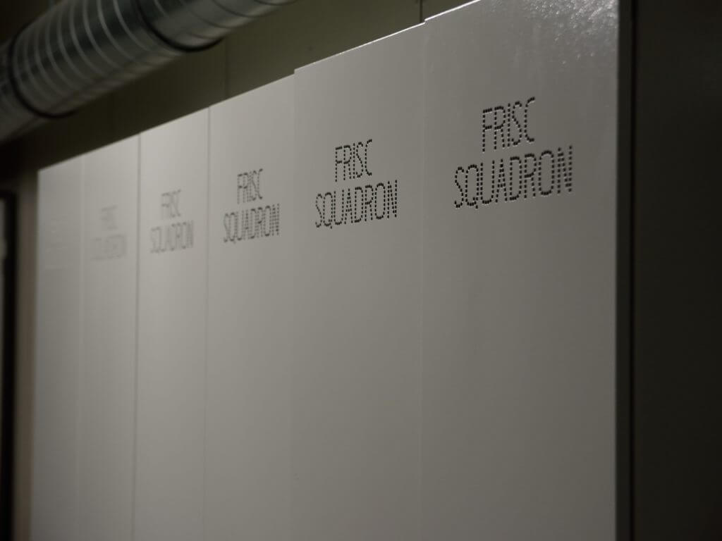 Pronomar Drying Lockers for FRISC Suits