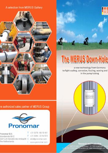 Merus Leaflet Down-Hole Tool