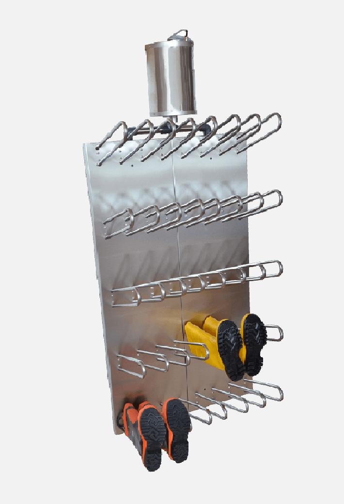 Drying System for Boots and Gloves