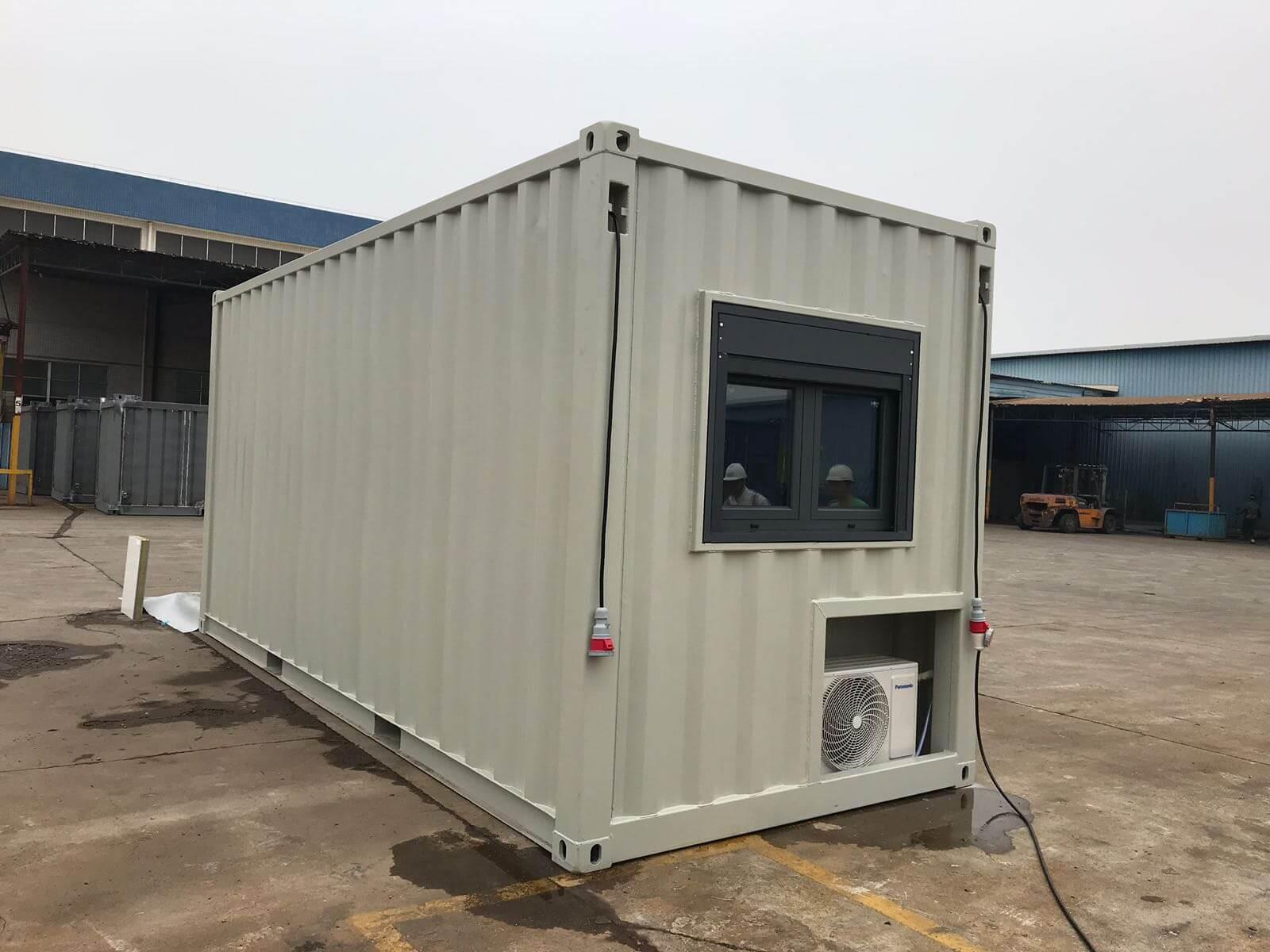 Offshore Light Container Pronomar