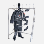 Storage Rack for Diving Suits