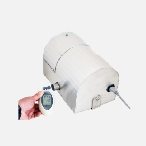 Brushless warm-air blower for drying systems