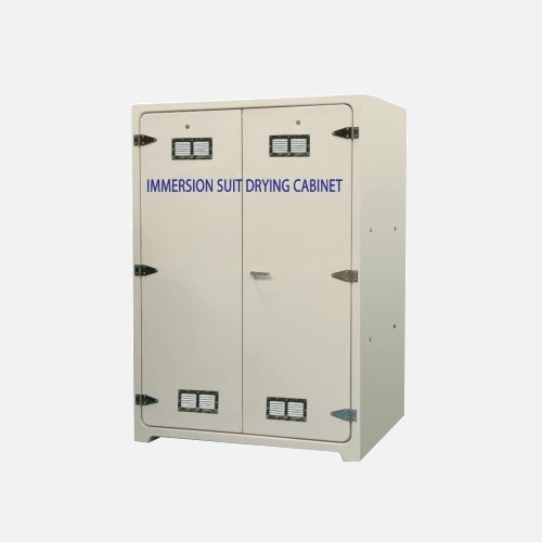 JoBird immersion suit drying cabinet GRP