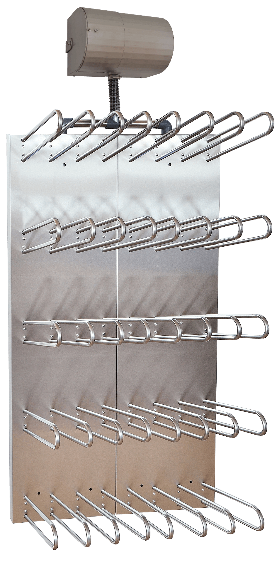 drying for footwear