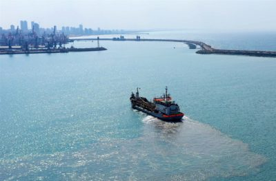 professional water technology for dredging ships